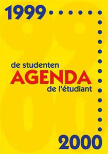 Studentenagende 1999-2000