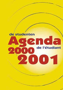 Studentenagende 2000-2001