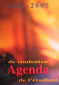 Studentenagende 2001-2002