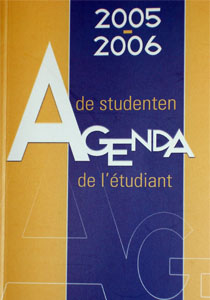 Studentenagenda 2005-2006