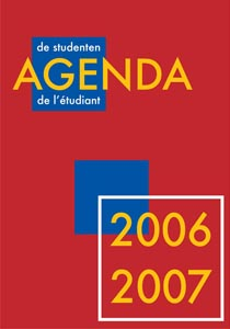 Studentenagenda 2006-2007