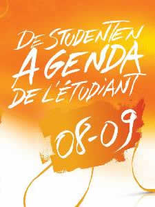 Studentenagenda 2008-2009