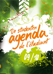 Studentenagenda 2009-2010