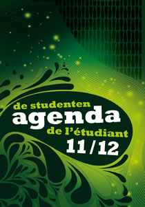 Studentenagenda 2011-2012